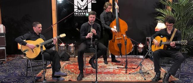 Institut Jazz - Kunstuni Graz feat. Grazzhoppers