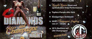 Diamonds & Champagne Night