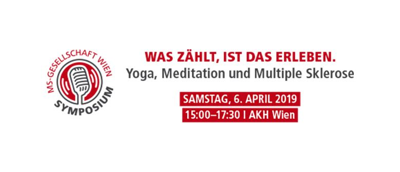 Frühjahrssymposium: Yoga, Meditation und Multiple Sklerose