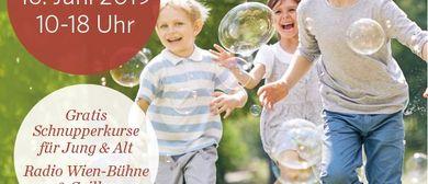 Sportfest für Familien und Sportbegeisterte