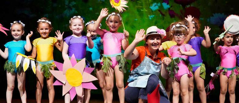 Sommer TanzCamp für Kinder & Teens