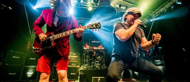 AC/DC by Spellbound-Tour 2019 live FLAX Götzis