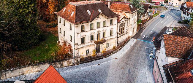 Villa Iwan und Franziska Rosenthal