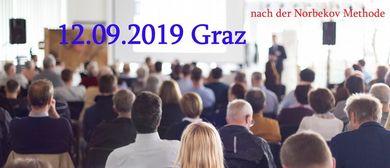 Info-Abend nach der Norbekov Methode in Graz. Kostenlos