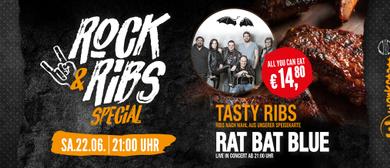 Rock & Ribs - Rat Bat Blue live in der Werkstatt