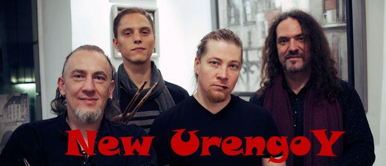 New UrengoY bei SPH-Bandcontest Vorrunde Wien