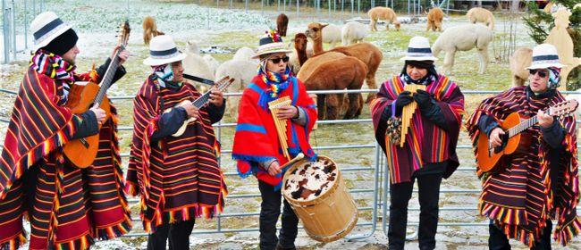 Thunupa/Traditionelle Musik und Gesang aus den Anden/Bolivie