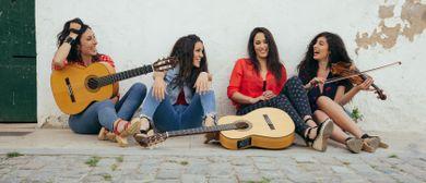 Las Migas (ESP) - Flamenco, Pop, World Music, Jazz