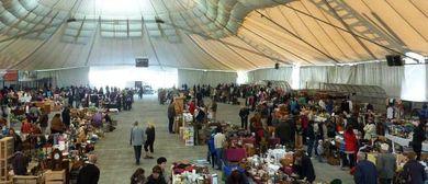 Großer Flohmarkt im Aktivpark Montafon