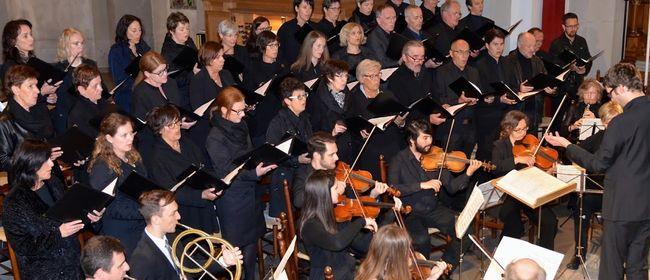 W. A. Mozart: Missa solemnis in C