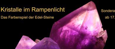Das Farbenspiel der Edel-Steine 17.05.2019 - 23.12.2019
