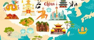 """KinderUniGraz Ringvorlesung """"Chinesische Wunderland"""""""
