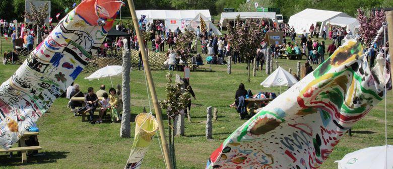 Kirschenhainfest - Japanisches Kultur-Event auf der Donauins
