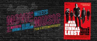 Movie meets Music: Weil du nur einmal lebst // Dornbirn