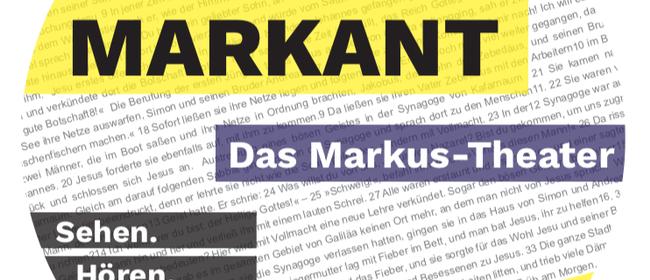 Das Markus-Theater - das Markus-Evangelium in 90 min