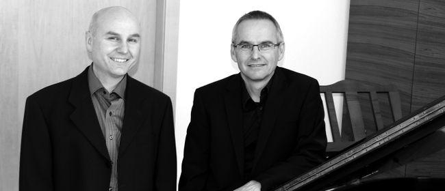 KLAVIER-KONZERT Reinhard und Karlheinz Blum