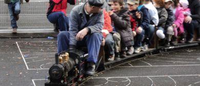 Dampfbahnfahrten