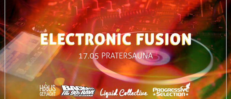 ELECTRONIC FUSION - 4 Floors - 4 Crews - 4 Styles!  mit haus