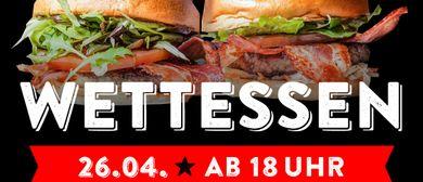 1st Burger Wettesen bei Burger Bros