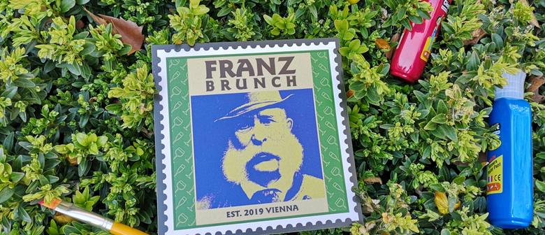 Franz Brunch Oster Special mit Ostereiersuche im Garten