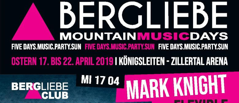 Bergliebe Mountain Music Days 2019