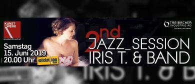 Konzert von Iris T. - Kunst im Werk