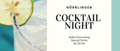 COCKTAIL NIGHT im Hörnlingen Club