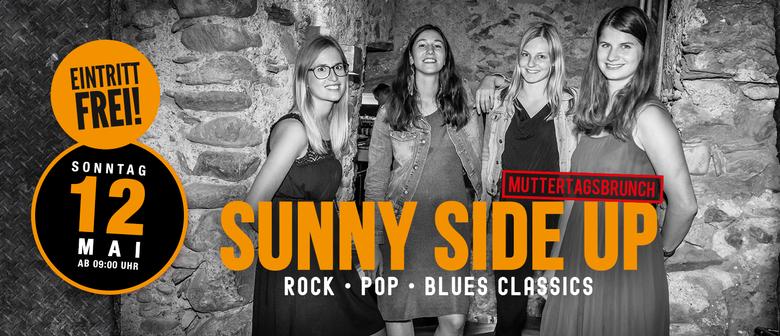 Muttertagsbrunch mit Sunny Side Up Live-Music