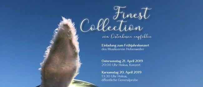 Frühjahrskonzert Musikverein Hohenweiler
