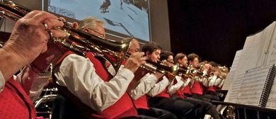 Frühjahrskonzert Stadtmusik Bregenz