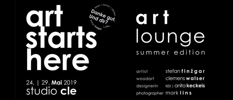 art lounge | summer edition 2019