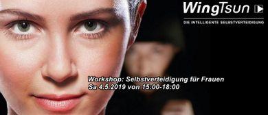 Workshop: Selbstverteidigung für Frauen