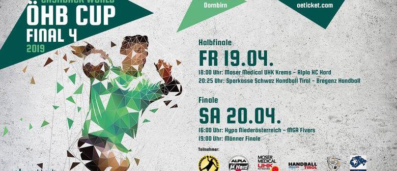 Cashback World ÖHB Cup Final 4