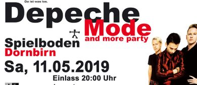 35te Depeche Mode & more Party