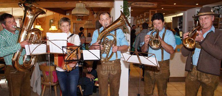 13. Obergrechter Musikantentreffen in Faschina