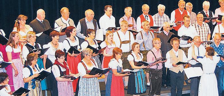 Jubiläumskonzert 20 Jahre Bildsteiner Chor