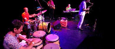 El Quinteto feat. Tim Collins & Milagros Pinera