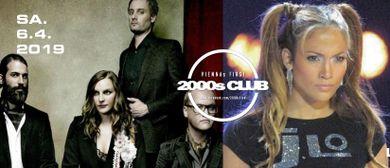 2000s Club mit LORBEEREN DJ-Set