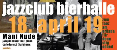Jazzclub Bierhalle Balgach