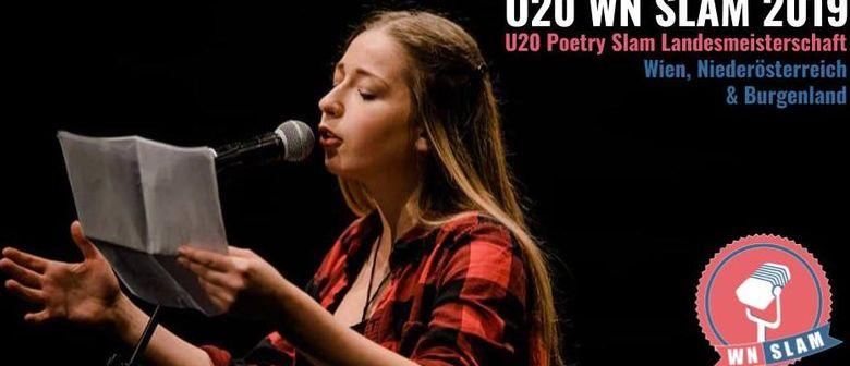 U20 WN Slam - U20 Poetry Slam Meisterschaft Wien/NÖ/Burgenla