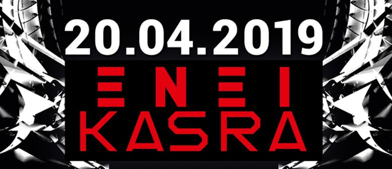 CONTRAST presents Critical Sound w/ ENEI & KASRA