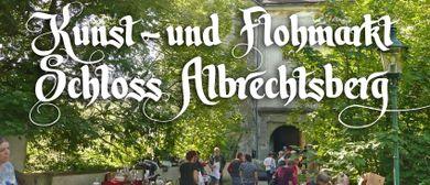 Kunst- und Flohmarkt auf Schloss Albrechtsberg