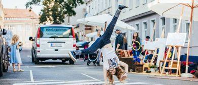 #wohnstrassenleben - Raus auf die Wohnstraße