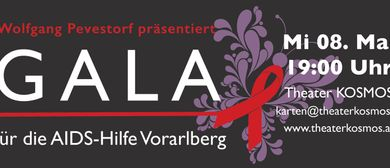 GALA für die AIDS-Hilfe Vorarlberg