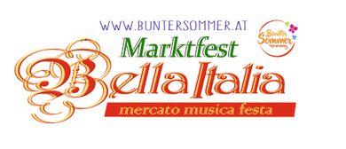 Marktfest Bella Italia