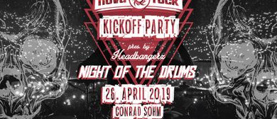 Nova Rock Kick Off Party pres. by Headbangerz