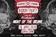 Nova Rock Kick Off Party pres. by Headbangerz