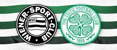 Celtic Glasgow zu Gast beim Wiener Sport-Club