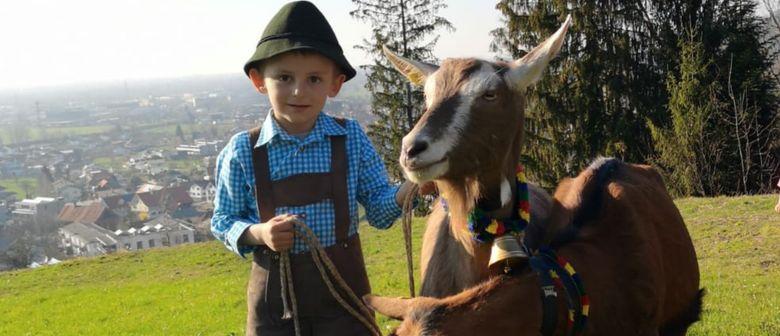 Frühjahrsausstellung Ziegenzuchtverein Oberland