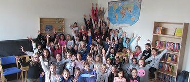 Chor der Volksschule Taxham: Geschöpf der Nacht